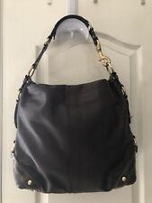 Coach 10616 Leather Carly Shoulder hobo bag purse satchel tote handbag