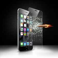 High Quality Tempered Glass Screen Protector for iPhone 8 8Plus X 7 7+ 6s+ 5s SE