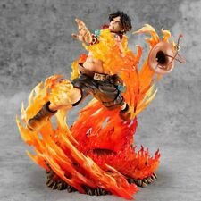 ONE PIECE - Portgas D. Ace 15th Anniversary Limited Ver. 1/8 Pvc Figure P.O.P. M