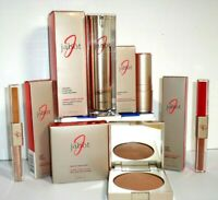 Jabot 5 pcs set Foundation, Concealer, Blush, Bronzer, & Gloss DARK SKINE TONE
