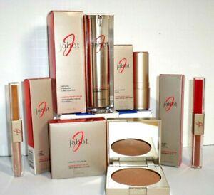 Jabot 5 pcs set Foundation, Concealer, Blush, Bronzer, & Gloss DARK SKIN TONE