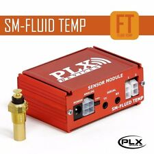 PLX Devices Fluid Temp (SM-FluidTemp) Sensor Module (2 Sensors) for DM-6, DM-100