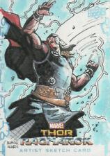 Thor Ragnarok, Babisu Kourtis Sketch Card 1/1