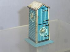 "VINTAGE DINKY TOYS MODEL No.43a     ""RAC  "" CALL BOX"