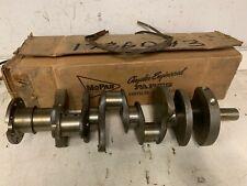 1957 DESOTO FIREFLITE FIREDOME 341 HEMI ENGINE CRANKSHAFT NOS MOPAR 1120