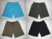 Solid Colour Men Casual Shorts Boardshort Boardies Swim Trunks Surf Beach Shorts
