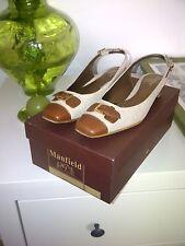 chaussures femme , escarpin Manfield