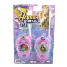 Walkie Talkies For Kids Hannah Montana - BRAND NEW Toys