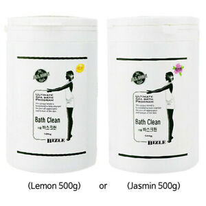 Bizle Ultimate Spa Bath Program 500g Lemon Jasmin Body Care Therapy Relaxation