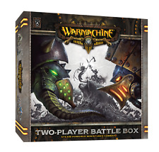 Warmachine Two-player Battle Box. Privateer Press. Delivery