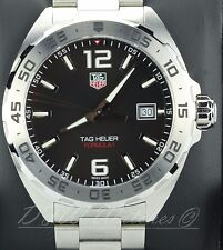 TAG Heuer Formula 1 WAZ1112 41mm Black - Boxes Papers