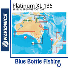 Navionics - Platinum Plus Chart 8P135XL - Brisbane to Sydney