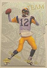 1997 Upper Deck Tony Banks Teammates TM55 Rams QB Notre Dame
