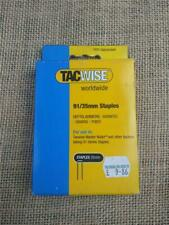 CLEARANCE LOT596 91/35MM Tacwise Tacker Staples (91) 35mm 191EL, Ranger 40 DUO