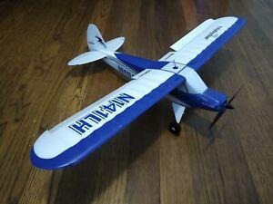Horizon Hobby HobbyZone Sport Cub S BNF Beginner RC Airplane W/ SAFE Tech USED