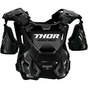 Thor Guardian Deflector Black All Sizes