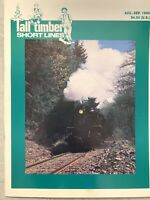 Tall timber Short Lines Magazine #42 August-September 1995. Flat Cars, Dump Car