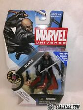 Marvel Universe #029 BLADE Action Figure SEALED NEW!! 2008 Hasbro S.H.I.E.L.D.