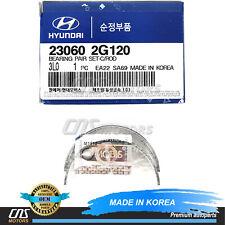 GENUINE Connecting Rod Bearing for 06-13 Hyundai Kia 2.0L 2.4L OEM 230602G120