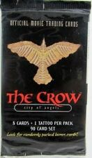 The Crow City Of Angels Official Movie Trading Card Pack