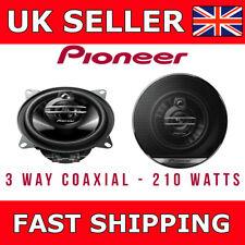 Pioneer 10 cm altavoces coaxiales de potencia total de 420 W 3-way puerta altavoces del coche TS-G1030F