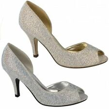 Unbranded Kitten Heel Special Occasion Court Shoes for Women
