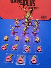 Monsterpocalypse Miniatures Game - painted Lords of Cthul set - 20 piece lot