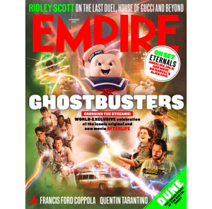 EMPIRE Film Magazine - November 2021 - Eternals+ - Free Worldwide Shipping - NEW