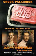 Fight Club by Chuck Palahniuk (Paperback, 1999)