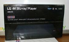 LG UBKC90 - 4K Ultra HD HDR Dolby Vision Blu-ray Player