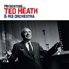 Presenting Ted Heath & His Orchestra (CD 2003) New & Sealed 5022508227548