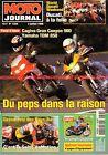 MOTO JOURNAL 1334 YAMAHA TDM 850 CAGIVA 900 TRIUMPH ; World DUCATI Week End 1998