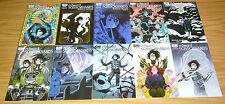 Edward Scissorhands #1-10 VF/NM complete series - idw comics 2 3 4 5 6 7 8 9 set