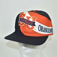 Syracuse University Orange Twins Enterprise Vintage 90's Snapback Cap Hat - NWT