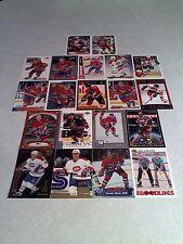 *****Valeri Bure*****  Lot of 160 cards.....50 DIFFERENT / Hockey