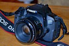 Canon Eos 650D 18MP Digital Camera with 50mm Canon Autofocus Lens