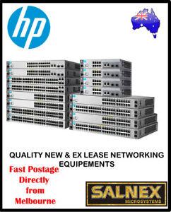 HP ProCurve 2810-24G Gigabit managed Switch Model: J9021A