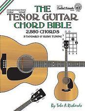 The Tenor Guitar Chord Bible: Standard and Irish Tuning 2,880 Chords (Paperback