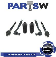 6 Pc Suspension Kit for Toyota Tundra 00-02 All Models Inner & Outer Tie Rod End