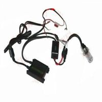 New unviersal Moto Scooter phare blanc Lampe frontale Hid Kit de conversion
