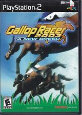Gallop Racer 2003: A New Breed game for Playstation 2 PS2 Complete
