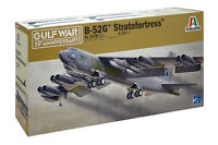 Italeri B-52G Stratofortress Gulf War 1:72 airplane model kit new 1378