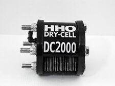 DC 2000 Hho Idrogeno Solo Cella Con 19 Piastre non kit completo