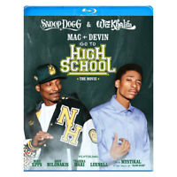 LIONS GATE HOME ENT BR25165 MAC & DEVIN GO TO HIGH SCHOOL (BLU-RAY)