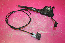 HYUNDAI TERRACAN 2.9 CRDI 2007 BONNET RELEASE CABLE WITH CATCH LATCH