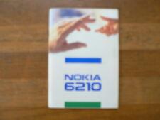 NOKIA 6210 HANDLEIDING MOBIELE TELEFOON UITGAVE 2