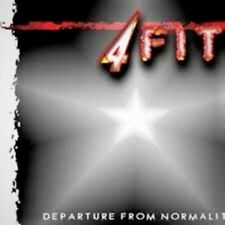 4Fit - Departure From Normality - 2001 (Nu-Metal) (CD, 2001) JUDDER LEINENBACH