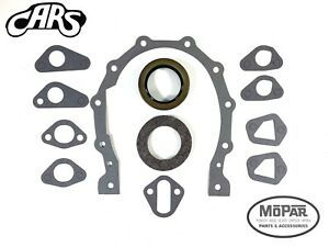 1953-1958 Dodge Plymouth | 241 260 270 315 325 331 | Timing Cover Gasket Set