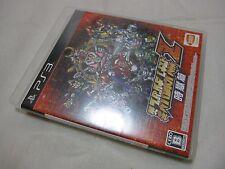 7-14 Days to USA. PS3 3rd Super Robot Wars Z Taisen Jigoku Hen. Japanese Version