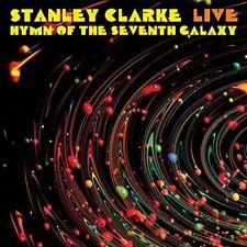 STANLEY CLARKE - LIVE...HYMN OF THE SEVENTH GALAXY   CD NEU